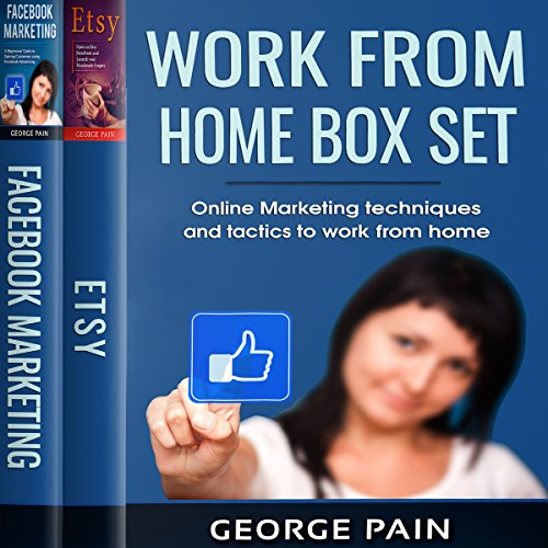 Work from Home Box Set audiobook cover art