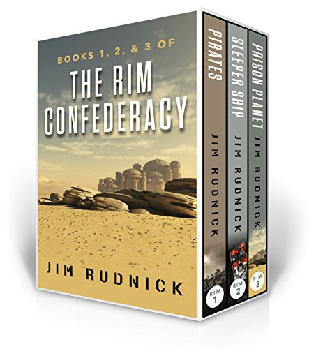 The RIM Confederacy Series: BoxSet One: BOOKS 1, 2, & 3 of the RIM Confederacy Series (English Edition)