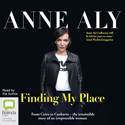 Finding My Place cover art