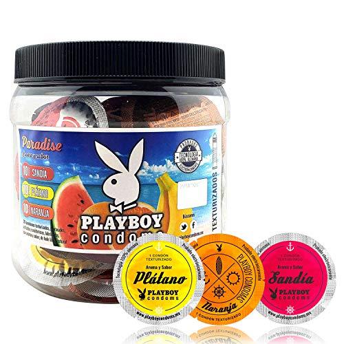 Preservativos Real Feel  marca PLAYBOY Condoms