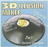 PowerTRC 6' 3-D Mirascope, Illusion Maker   Optical Illusions   3-D Effect Toy