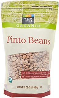 365 Everyday Value Organic Dried Pinto Beans, 16 oz