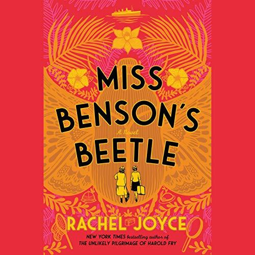 Miss Benson's Beetle audiobook cover art
