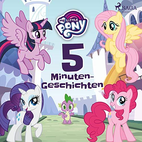 My Little Pony - 5-Minuten-Geschichten Titelbild
