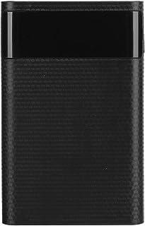 Homeriy - Caja de batería para teléfono celular (pilas no incluidas) con tecnología de carga de alta velocidad para iPhone...