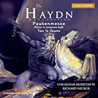 Haydn: Paukenmesse, etc. by BENEDETTO MARCELLO (1999-01-19)