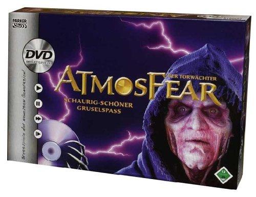 Hasbro - Atmosfear DVD Brettspiel