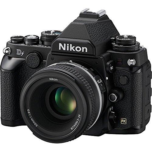 Nikon  Df schwarz Kit + AF-S NIKKOR 50 mm 1:1,8G SE
