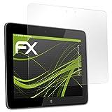 atFolix Bildschirmfolie kompatibel mit HP Omni 10 5600EG Spiegelfolie, Spiegeleffekt FX Schutzfolie