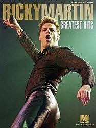 Ricky Martin - Greatest Hits: Piano-vocal-guitar