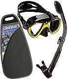 Cressi Ranger and Dry Snorkeling Combo Set Unisex Adult