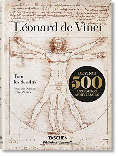Léonard de Vinci, l'œuvre graphique - Taschen