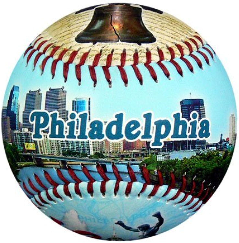 EnjoyLife Inc Philadelphia Souvenir Baseball B00JDS4J7U  Sehr Sehr Sehr gelobt und vom Publikum der Verbraucher geschätzt 40a91c