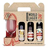World Lager Selection by Blue Tree Gifts