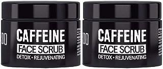 Pack of 2 Beardo Caffeine Face Scrub 100 gm