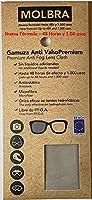 Molbra ® Gamuza Premium Microfibra Anti-Vaho - 48 Horas de Efecto y 1.000 Usos - Sin Líquidos Adicionales - Libre de...