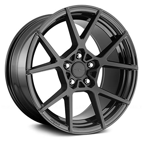 Rotiform KPS Matte Black Wheel with Painted Finish (20 x 8.5 inches /5 x 120 mm, 35 mm Offset)