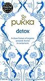 Pukka Organic Feel New Herbal Tea 20 Bags (Pack of 4)