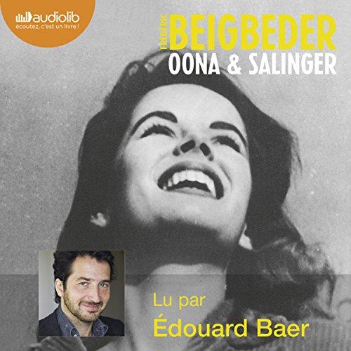 Oona & Salinger audiobook cover art
