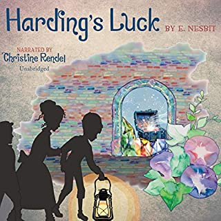 Harding's Luck audiobook cover art