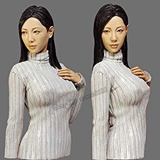 FidgetGear Unpainted 1/10 Resin Figure Model Japanese Big Breasted Beauty Lady Statue GK