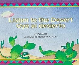desert poems for kindergarten
