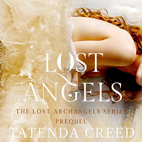 Lost Angels audiobook cover art