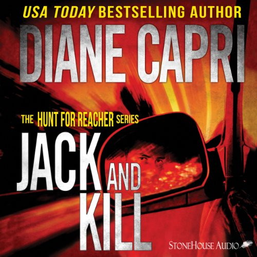 Jack and Kill audiobook cover art