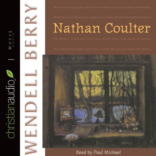 Nathan Coulter audiobook cover art