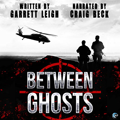 Between Ghosts audiobook cover art