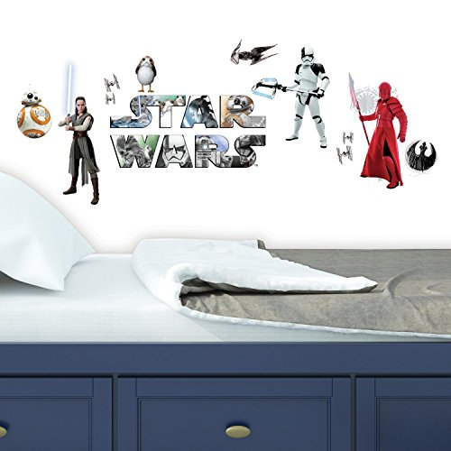 Stickers Repositionnables Star Wars Viii