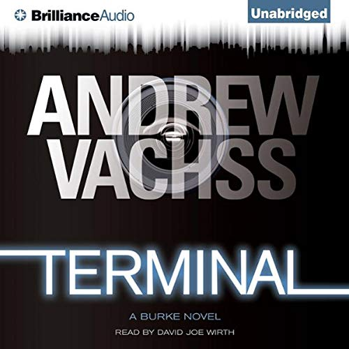 Terminal audiobook cover art