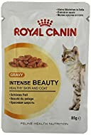 24 x 85g Pouch Royal Canin Cat Intense Beauty with Gravy Wet Pouches Sold by Maltby's