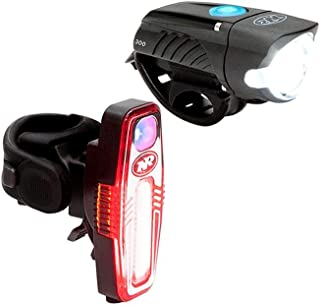 NiteRider Swift 300 Front/Sabre 80 Rear Cycling Light Set