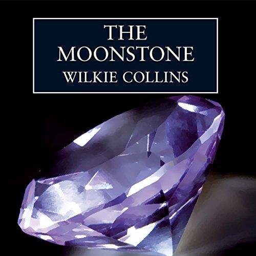 The Moonstone  Audiolibri