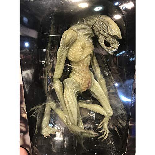 VENDISART Aliens Vs Predator Figure Alien Resurrection Delune Newborn Action Figure Toy Doll Gift