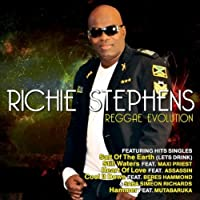 Reggae Evolution by Richie Stephens (2010-12-14)