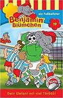 Benjamin Blümchen - Folge 19: als Fußballstar [Musikkassette] [Musikkassette]