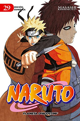 Naruto nº 29/72: 149 (Manga Shonen)