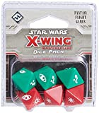 Star Wars - X-Wing: Pack de Dados, Juego de miniaturas (Edge Entertainment SWX10)