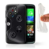 Hülle Für HTC Desire 526G+ Spielkonsolen Xbox One Design