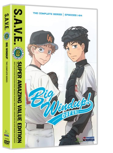 Big Windup - The Complete Series S.A.V.E