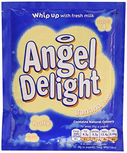 Angel Delight Postre de plátano, 59 g