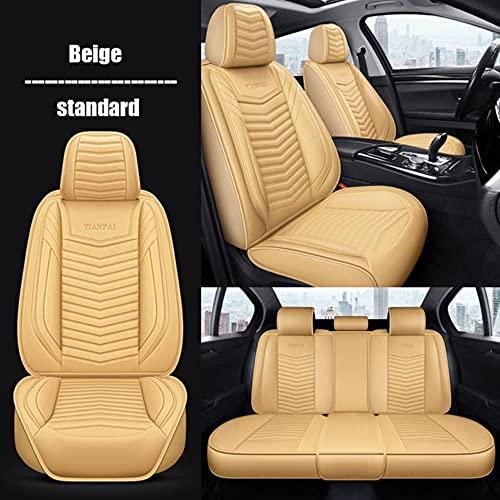 SUNQQJ Fundas Asientos Coche Universales para BMW E46 E90 E91 E92 E39...