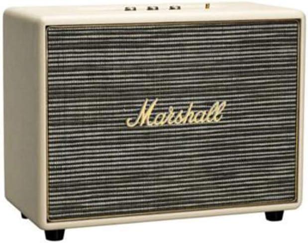 Marshall 5 ☆ popular shopping Woburn Bluetooth Speaker Cream 4090971