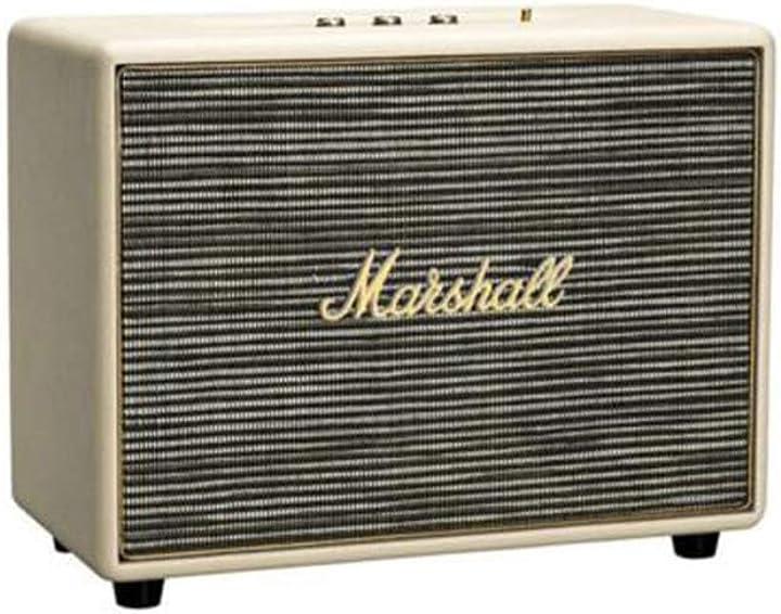 Amplificatore marshall speaker woburn per mp3/smartphone, crema 04090971