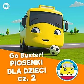 Go Buster! Piosenki dla dzieci - cz. 2