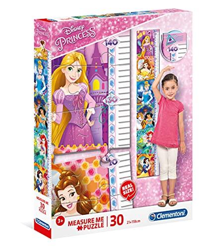 Clementoni Puzzles Metro 30 Piezas Maxi Princess, Multicolor (20328.4)