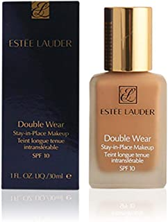 Estee Lauder SPF10-1N2-Ecru Double Wear Stay In Place Face Foundation, Pack of 1