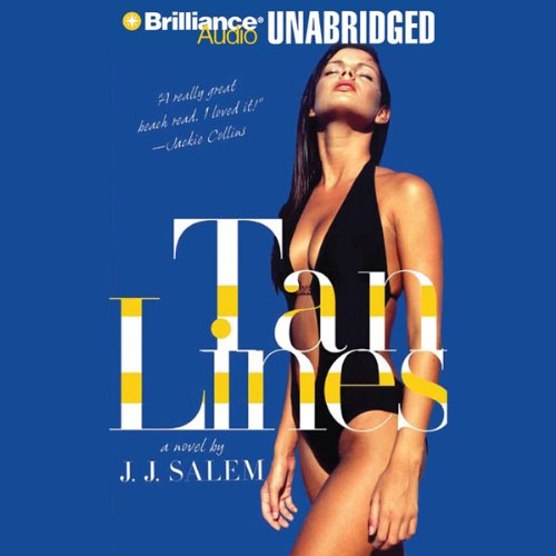Tan Lines audiobook cover art